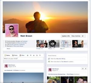 Facebook Chronik: So sehen die neuen Profile mit Timeline aus