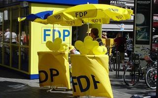 Liste der MdB Twitter Accounts: FDP Abgeordnete