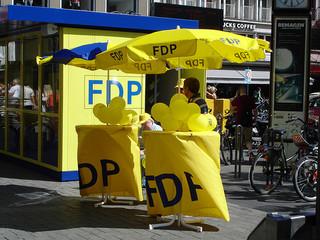 Liste Twitter Accounts Abgeordnete FDP MdB